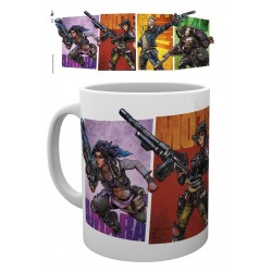 Borderlands 3 mug Vault Hunters