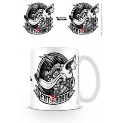 Crash Team Racing mug Eat the Road