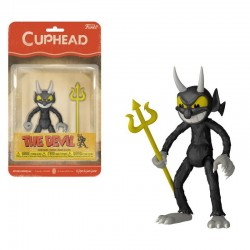 Cuphead figurine The Devil 10 cm