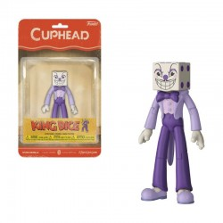 Cuphead figurine King Dice 10 cm