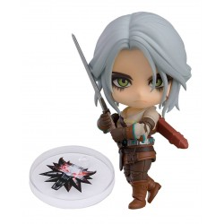 The Witcher 3 Wild Hunt figurine Nendoroid Ciri heo Exclusive 10 cm
