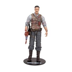 Call of Duty : Black Ops 4 Zombies figurine Richtofen 15 cm
