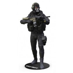 Call of Duty figurine Simon 'Ghost' Riley incl. DLC 15 cm