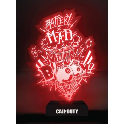 Call of Duty Black Ops 4 lampe Battery MAD