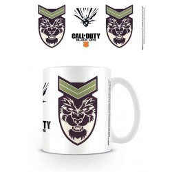 Call of Duty Black Ops 4 mug Battery Symbol