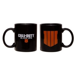Call of Duty Black Ops 4 mug Logo Black