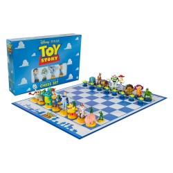 Toy Story jeu d´échecs Collector's Set