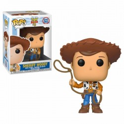 Toy Story 4 POP! Disney Vinyl Figurine Woody 9 cm