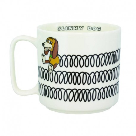 Toy Story mug Slinky Dog