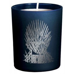 Game of Thrones bougie verre Iron Throne 6 x 7 cm