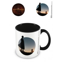 Doctor Who mug Coloured Inner New Dawn