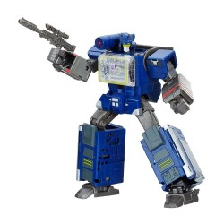 Transformers Bumblebee figurine Greatest Hits Soundwave & Doombox 23 cm
