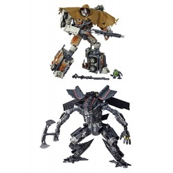 Transformers Studio Series Leader Class 2019 Wave 1 assortiment figurines (2)