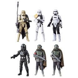 Star Wars Solo Force Link 2.0 pack figurines 2018 Exclusive 10 cm