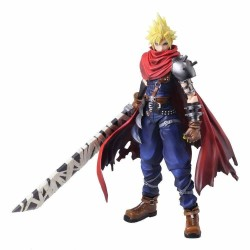 Final Fantasy VII figurine Bring Arts Cloud Strife Another Form Ver. 18 cm