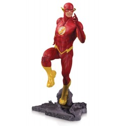 DC Core statuette The Flash 23 cm