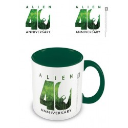 Alien mug Coloured Inner 40th Anniversary