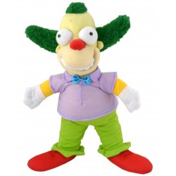 Simpsons peluche Krusty 31 cm