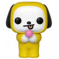 BT21 Line Friends Figurine POP! Animation Vinyl Chimmy 9 cm