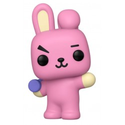 BT21 Line Friends Figurine POP! Animation Vinyl Cooky 9 cm