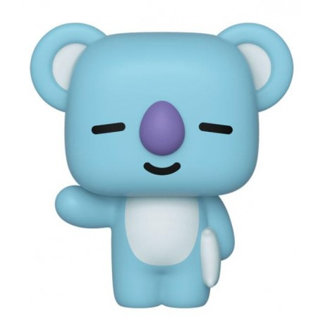 BT21 Line Friends Figurine POP! Animation Vinyl Koya 9 cm