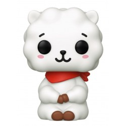 BT21 Line Friends Figurine POP! Animation Vinyl RJ 9 cm