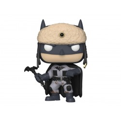 Batman 80th POP! Heroes Vinyl figurine Red Son Batman (2003) 9 cm