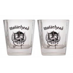 Motorhead pack 2 verres Whiskey