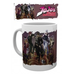 Jojo's Bizarre Adventure mug Group