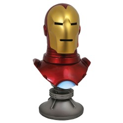 Marvel Comics Legends in 3D buste 1/2 Iron Man 25 cm