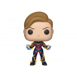 Avengers: Endgame POP! Movies Vinyl figurine Captain Marvel w/New Hair 9 cm
