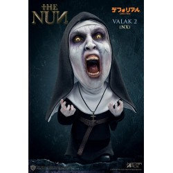 La Nonne figurine Defo-Real Series Valak 2 (Open mouth) 15 cm