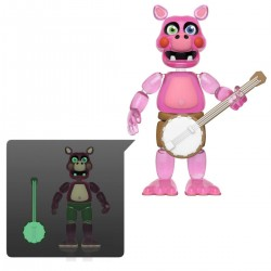 Five Nights at Freddy's Pizza Simulator figurine Pig Patch (Translucent) 13 cm