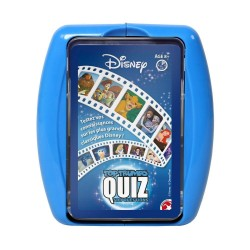 Disney jeu de cartes Top Trumps Quiz *FRANCAIS*