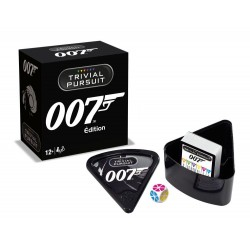 James Bond jeu de cartes Trivial Pursuit Voyage *FRANCAIS*