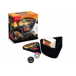 The Walking Dead jeu de cartes Trivial Pursuit Voyage *FRANCAIS*