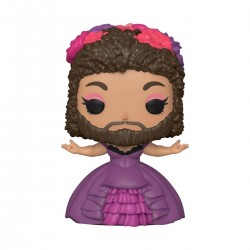 The Greatest Showman POP! Movies Vinyl figurine Bearded Lady 9 cm