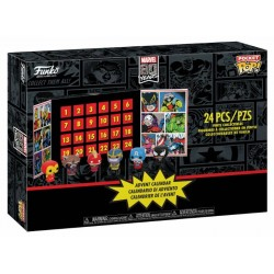 Marvel Pocket POP! calendrier de l´avent