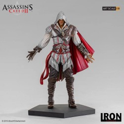 Assassin's Creed II statuette 1/10 Art Scale Ezio Auditore 21 cm