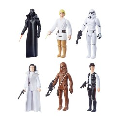 Star Wars Episode IV Retro Collection 2019 Wave 1 assortiment figurines 10 cm (6)
