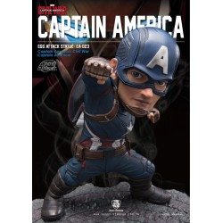 Captain America Civil War statuette Egg Attack Captain America 20 cm