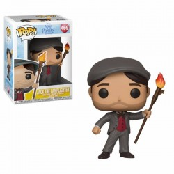 Mary Poppins 2018 POP! Disney Vinyl figurine Jack the Lamplighter 9 cm