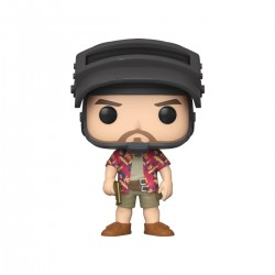 Playerunknown's Battlegrounds (PUBG) POP! Games Vinyl figurine Hawaiian Shirt Guy 9 cm