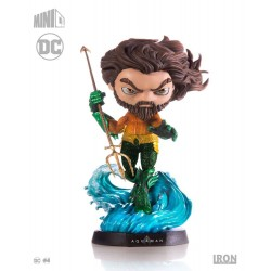 Aquaman figurine Mini Co. Deluxe PVC Aquaman 19 cm