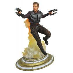 Guardians of the Galaxy Vol. 2 Marvel Movie Gallery statuette Maskless Star-Lord 28 cm