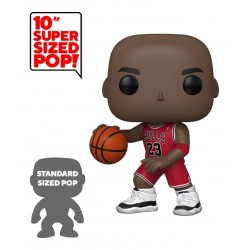 NBA Super Sized POP! Vinyl figurine Michael Jordan (Red Jersey) 25 cm