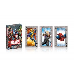 Marvel Universe jeux de cartes Number 1