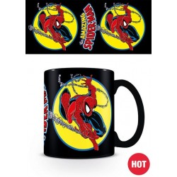 Marvel Comics mug effet thermique Spider-Man Iconic Issue