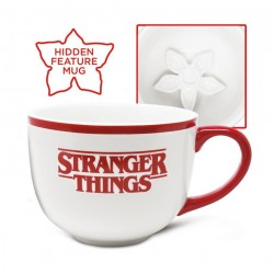 Stranger Things mug Hidden Feature 3D Demogorgon