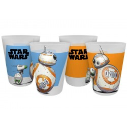 Star Wars IX pack 4 gobelets